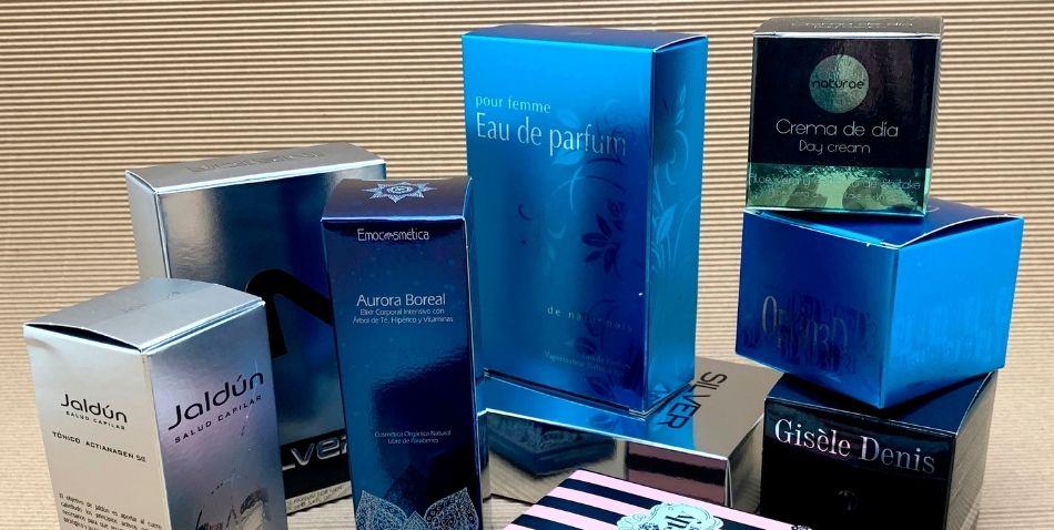 packaging para cosmética y parafarmacia